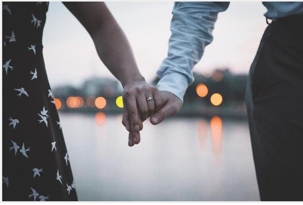 Casamento é prioridade